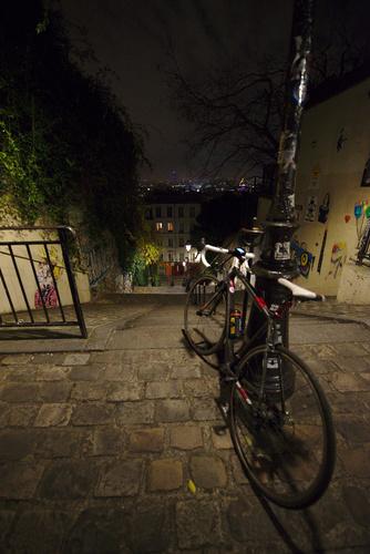 Escalier Montmartre